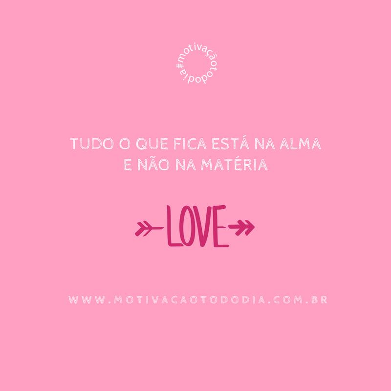 o amor que fica